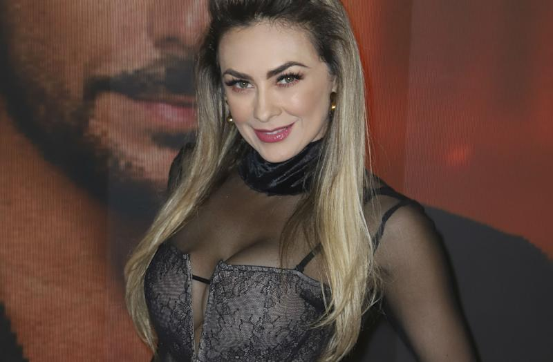 Aracely Arámbula. Foto: Medios y Media/Getty Images