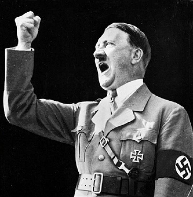 UNSPECIFIED - CIRCA 1935: Adolf Hitler (1889-1945). (Photo by Roger Viollet/Getty Images)