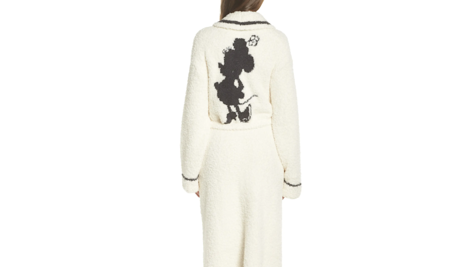 Gifts for Disney lovers: Barefoot Dreams x Disney Classic Series CozyChic robe
