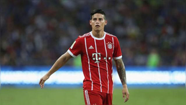 Bayern Munich's mid-fielder James Rodriguez has launched his own cryptocurrency ahead of the upcoming FIFA World Cup in Russia. The Colombian play-maker's 'JR10 Token' will be available for pre-purchase via the SelfSell App from May 27 onwards. With this new development, we can say that the blockchain fever has gripped the world of football. James is on a two-year loan deal from Real Madrid.