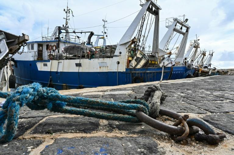 Mazara fishing boats have sailed further from port in recent decades but into waters over which Libya has claimed sovereignty