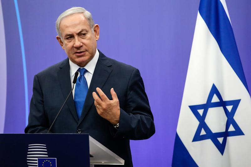 Netanyahu to Make 'Special' Statement to Media Monday Evening