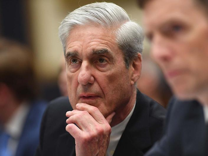 Former special counsel Robert Mueller raised doubts about president's truthfulness this summer: AFP/Getty