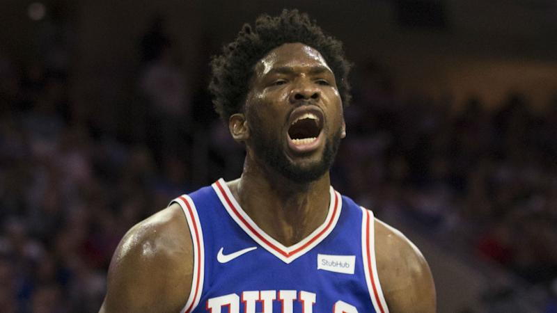Embiid cleared to play Game 2 against Nets