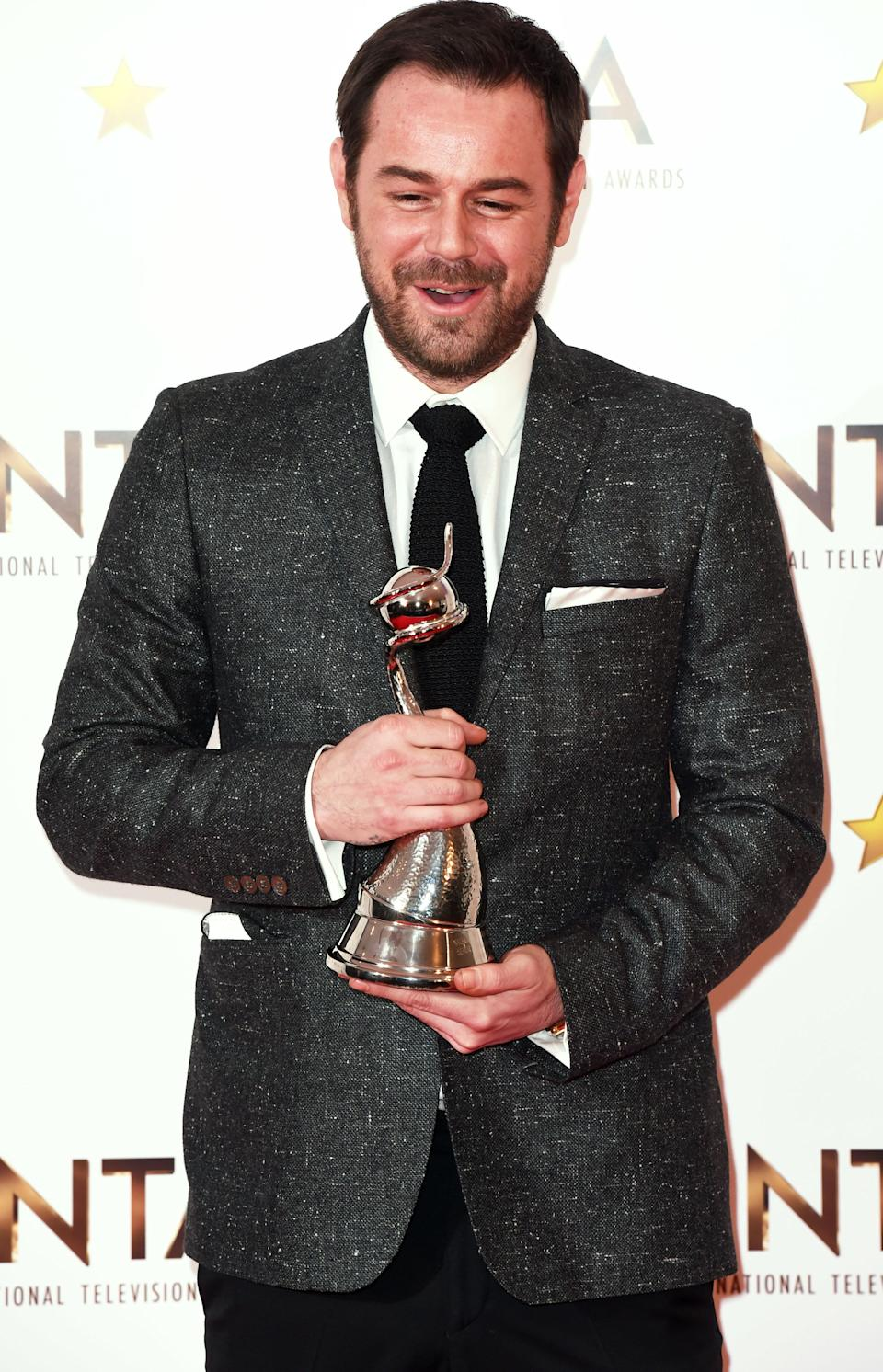 We'll admit, we were among those who giggled when it was first revealed that Danny was going to become the new landlord of the Queen Vic, way back in 2014. Who's laughing now?<br /><br />No one was laughing just a year later, though, when his portrayal of Mick Carter was lauded by critics, and earning him multiple awards in the process.