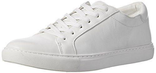 """<p><strong>Kenneth Cole New York</strong></p><p>amazon.com</p><p><strong>$58.00</strong></p><p><a href=""""https://www.amazon.com/dp/B00O4CCFQM?tag=syn-yahoo-20&ascsubtag=%5Bartid%7C10056.g.36791143%5Bsrc%7Cyahoo-us"""" rel=""""nofollow noopener"""" target=""""_blank"""" data-ylk=""""slk:Shop Now"""" class=""""link rapid-noclick-resp"""">Shop Now</a></p><p>Is there actually such a thing as too many white leather sneakers? We think not.</p>"""