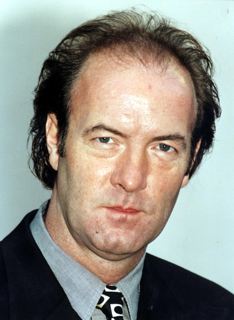 Actor Dean Sullivan who is best known for playing Jimmy Corkhill in the Channel Four soap opera Brookside.