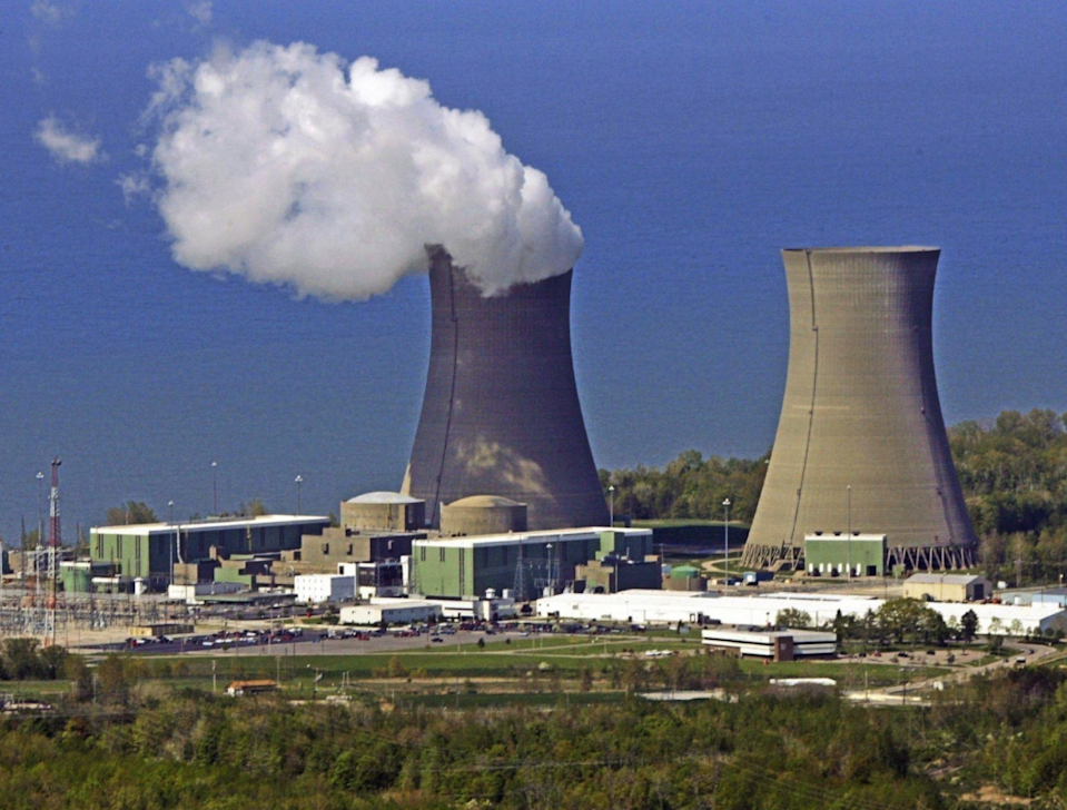 Perry Nuclear Plant along Lake Erie in North Perry was one of two Ohio nuclear plants bailed out by passage of House Bill 6.