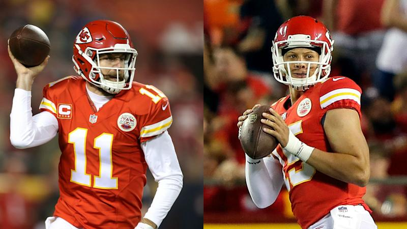Should the Kansas City Chiefs trade quarterback Alex Smith — TIMEOUT