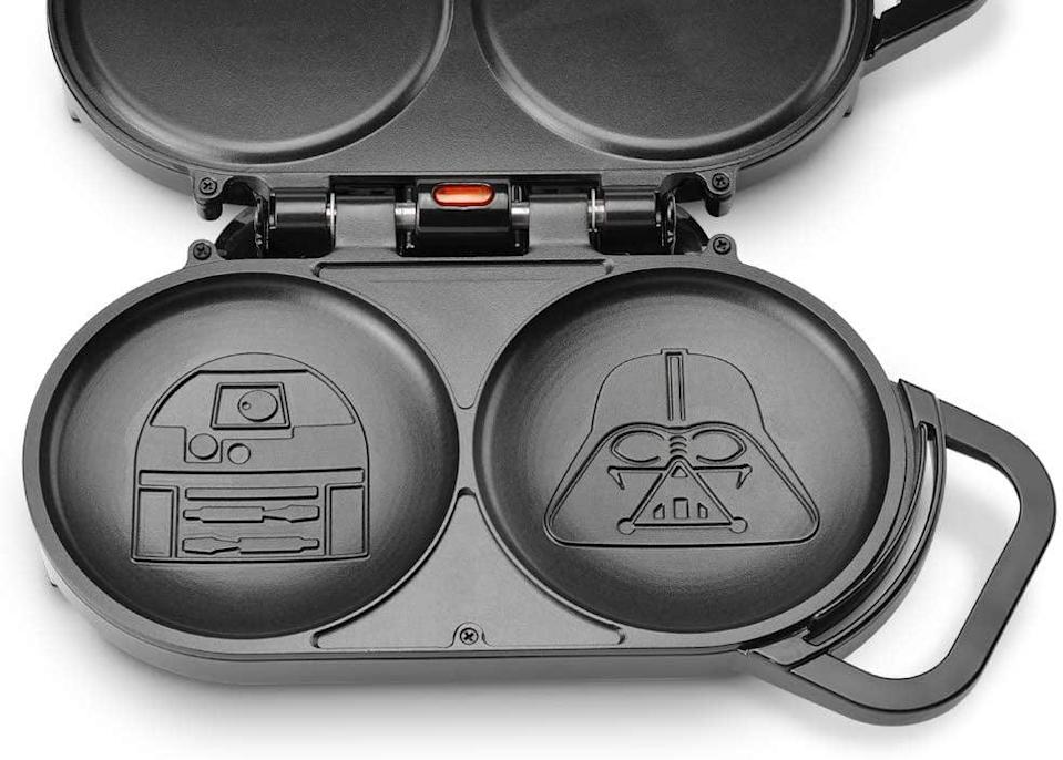 <p>Can't top breakfast made with the <span>Star Wars LSW-300CN Pancake Maker</span> ($35).</p>