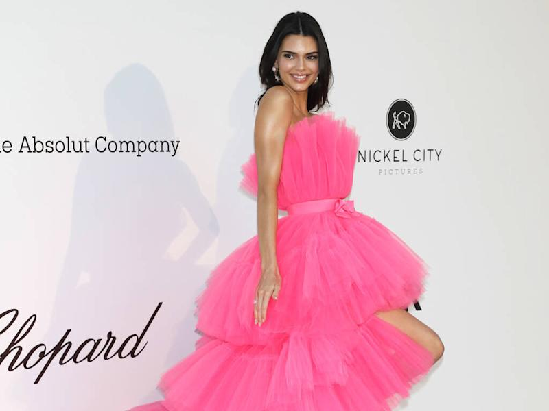 Kendall Jenner taking social distancing measures 'very seriously'