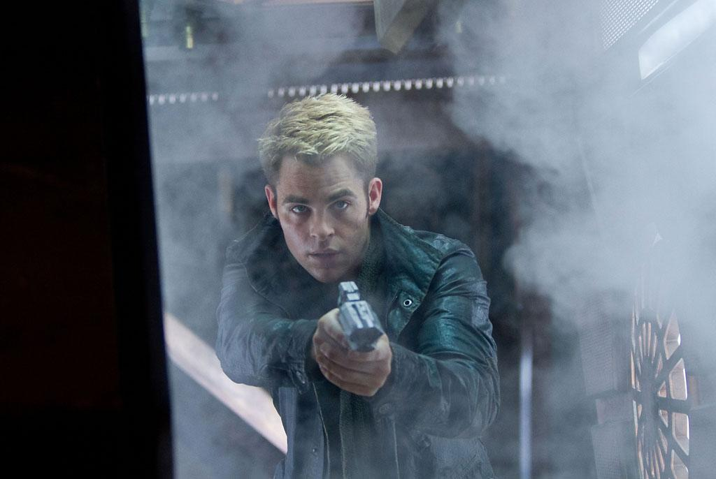 "Chris Pine is Kirk in Paramount Pictures' ""Star Trek Into Darkness"" - 2013"