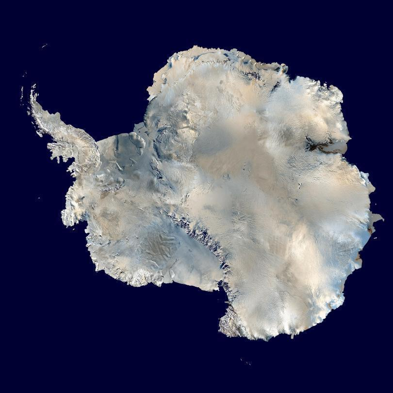 Scientists have identified almost 100 previously unknown volcanoes under the ice in Antarctica.