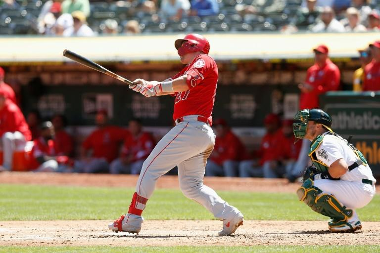Los Angeles Angels slugger Mike Trout has given up plans to get back into the lineup and will have surgery on his damaged right foot