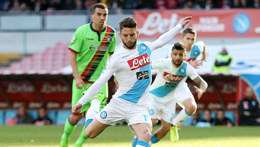 <p>Dries Mertens has emerged as one of Napoli's star performers this season, and has absolutely flourished taking over from Gonzalo Higuaín who left for Juventus last summer.</p> <br /><p>Mertens has scored 19 goals in the league, which is the same asSpurs' Harry Kane, and two more than the man he could possibly replace at Arsenal in Alexis Sanchez.</p> <br /><p>Like Sanchez, Mertens is a pacey, clinical finisher and could well be worth a punt - at 29, he is also pretty experienced and plies his trade alongside Kevin De Bruyne and Eden Hazard at international level with Belgium.</p>