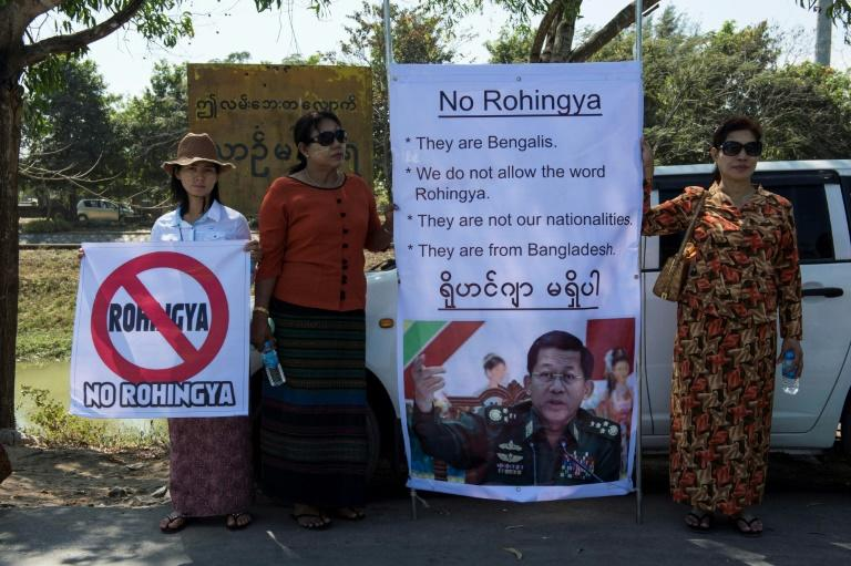 Min Aung Hlaing's military campaign has enjoyed support from Myanmar's public