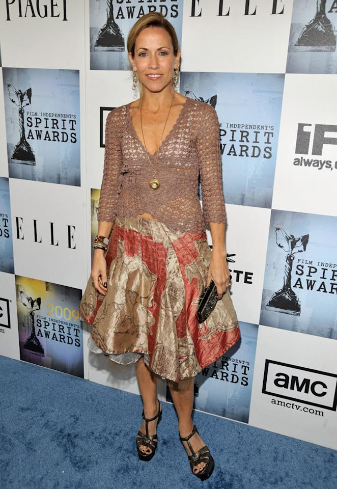 Sheryl Crow, 2009<br><br>Casual attire is one thing; sloppy attire is a whole different story.