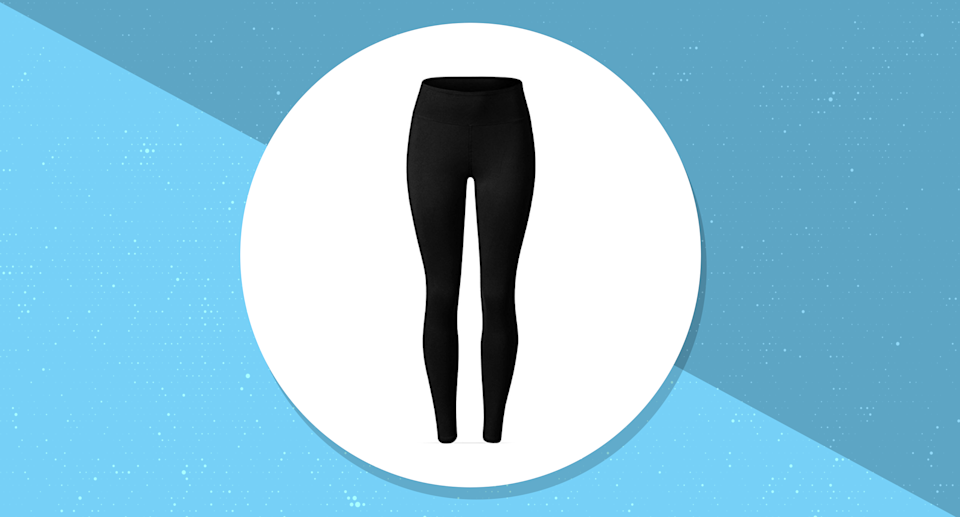 Quality, 'buttery' feel and a shockingly low price: Meet Amazon's bestselling $14 leggings (Photo: Amazon/Yahoo Lifestyle)