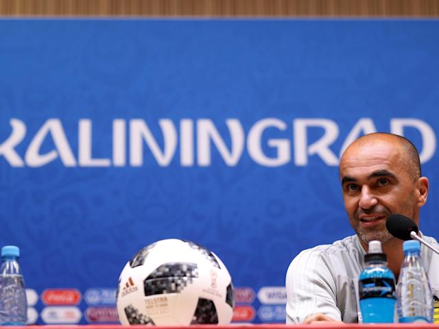 England vs Belgium: Roberto Martinez's comments have made game more akin to a friendly than Group G showdown