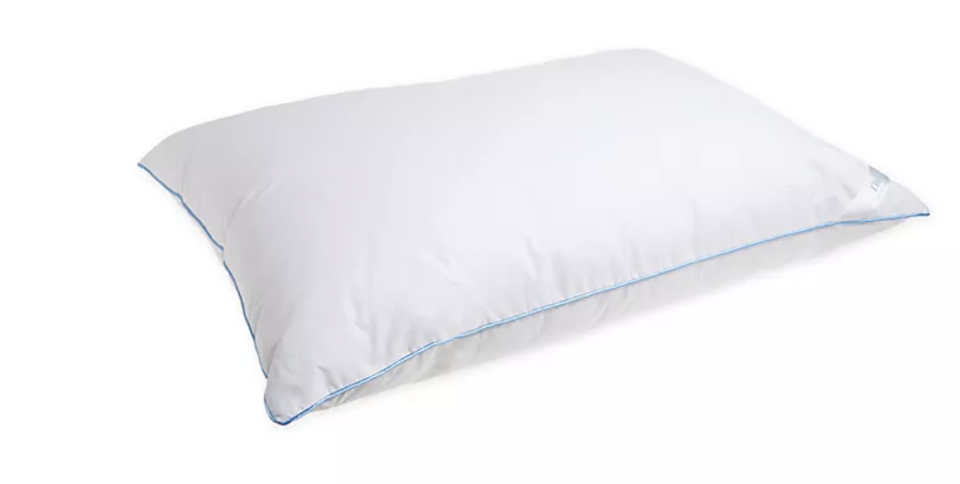 Nestwell Cool & Comfortable Bed Pillow (Photo: Bed Bath & Beyond)