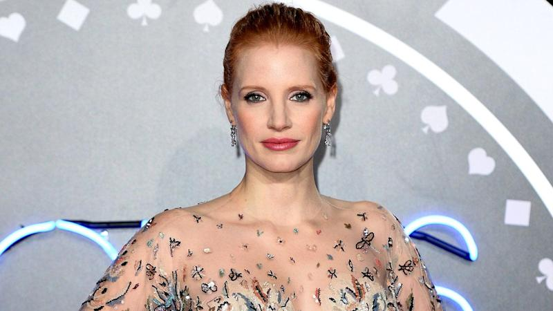 Jessica Chastain Says She Feared Speaking Out Against Sexual Harassment Would Affect Her Career