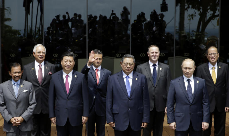 Asia-Pacific leaders on track to sign trade deal