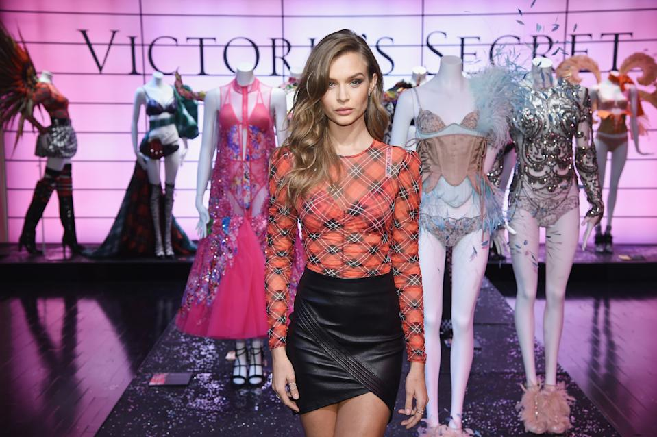 Victoria's Secret announced a rebrand on Wednesday. Still, plus-size consumers aren't happy. (Photo: Getty Images)