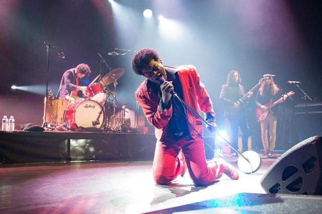 <p>Charles Bradley was a singer who captured the feel of funk and soul music from the 1960s and '70s. He died Sept. 23 of liver cancer at the age of 68.<br> (Photo: Getty Images) </p>