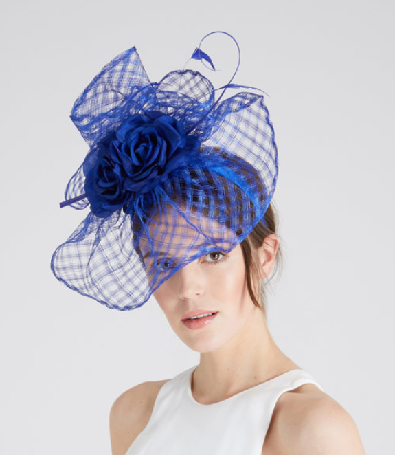 Potenzia fascinator, £63.20, Coast