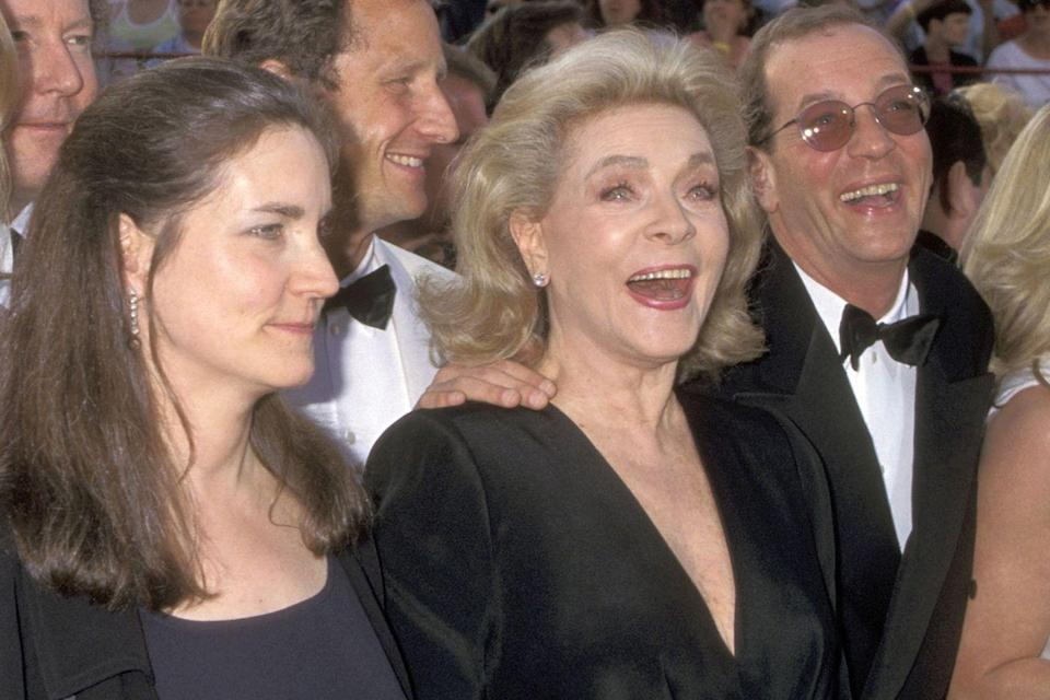 "<p> <a href=""https://www.goodhousekeeping.com/life/inspirational-stories/interviews/a25639/lauren-bacall-taught-us-womanhood/"" rel=""nofollow noopener"" target=""_blank"" data-ylk=""slk:Lauren Bacall"" class=""link rapid-noclick-resp"">Lauren Bacall</a> walked the red carpet with her family while celebrating her first-ever nomination at 72 years old. <em><a href=""https://www.amazon.com/dp/B00IRKCMHO?ref=sr_1_1_acs_kn_imdb_pa_dp&qid=1547580260&sr=1-1-acs&autoplay=0&tag=syn-yahoo-20&ascsubtag=%5Bartid%7C10055.g.5132%5Bsrc%7Cyahoo-us"" rel=""nofollow noopener"" target=""_blank"" data-ylk=""slk:The English Patient"" class=""link rapid-noclick-resp"">The English Patient</a></em> ended up being the top contender and Bacall lost the Best Supporting Actress Oscar to Juliette Binoche<span class=""redactor-invisible-space"">.</span></p>"
