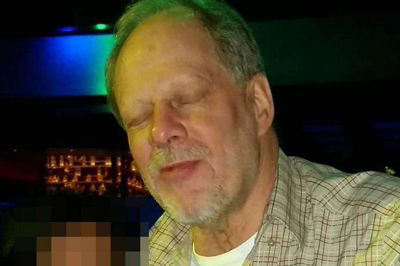 Stephen Paddock. Picture released by Las Vegas police