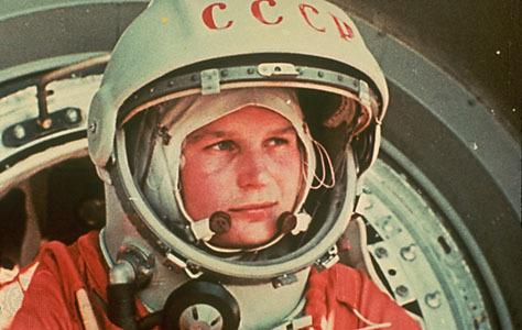 Soviet cosmonaut Valentina Tereshkova became the first woman to fly to space when she launched on the Vostok 6 mission June 16, 1963.