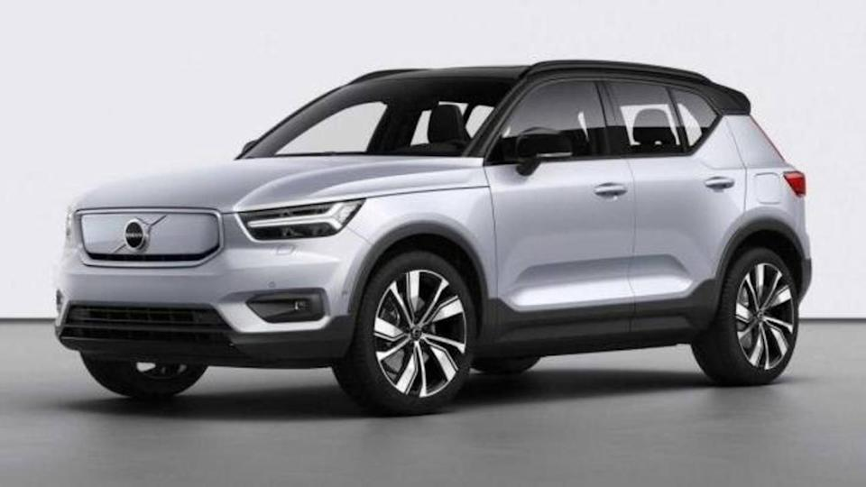 Volvo XC40 Recharge e-SUV to be launched in July 2021