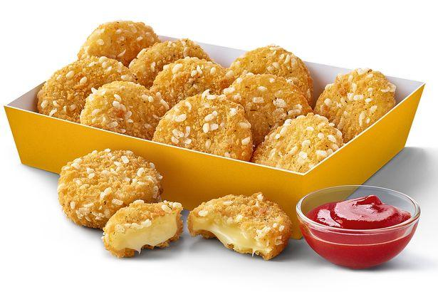 Oh, and it's now a permanent fixture on the menu. [Photo: McDonald's]