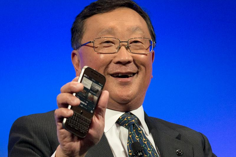Microsoft and BlackBerry are teaming up to make work phones more secure
