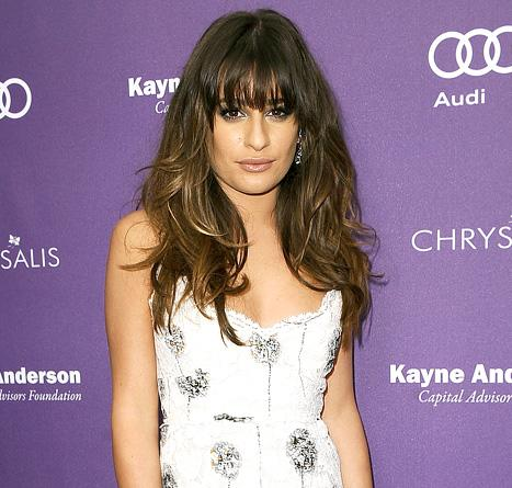 """Lea Michele """"Didn't Know"""" Cory Monteith Had Relapsed With Heroin"""