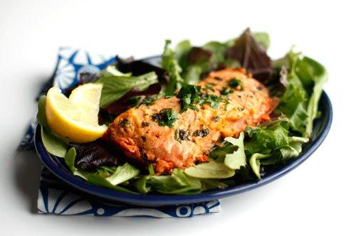 "<p>Microwave salmon is best for those nights when you want a fancy meal—even if you end up eating it in your PJ's.</p> <p><strong>Get the recipe:</strong> <a href=""https://savorysweetlife.com/how-to-microwave-salmon/"" target=""_blank"">Microwave Salmon</a></p>"