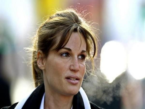 Jemima Goldsmith, the former wife of Pakistan Prime Minister Imran Khan (File pic)