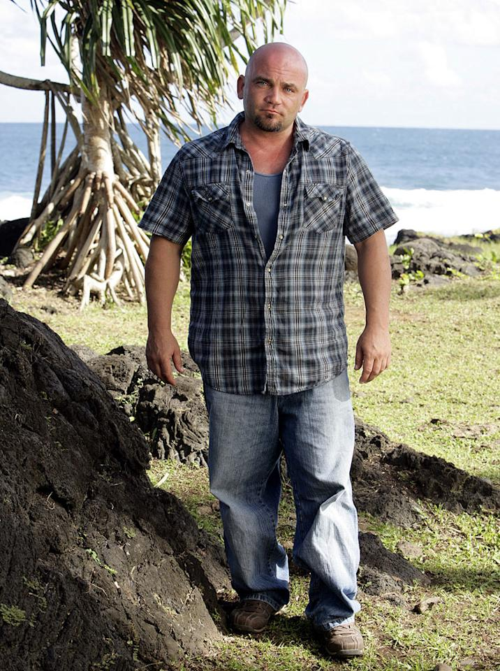 """Russell Hantz, a oil company owner from Dayton, TX, is one of the 20 castaways set to compete in <a href=""""/survivor-samoa/show/44430"""">""""Survivor: Samoa.""""</a>"""
