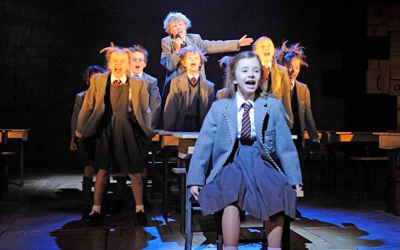 Matilda the Musical - Alastair Muir