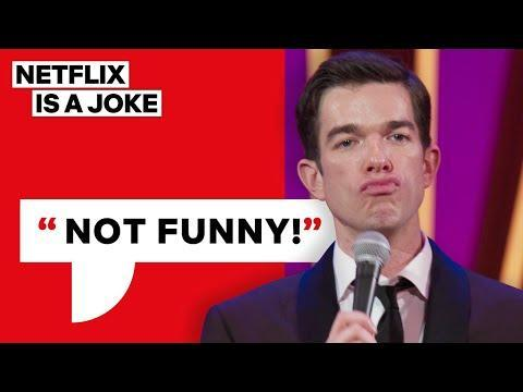"<p>John Mulaney has three stand-up specials on Netflix, and <em>Kid Gorgeous </em><em>at Radio City </em>is the most recent one. He's also got a filmed stage show, an after-school special of sorts (which we'll get to in a little bit), and several seasons of <em>Big Mouth, </em>the hit animated series where he voices one of the main characters. Mulaney has great material, but where he really gets people on board is in his delivery—he <em>really </em>sells his jokes, and he does it well! Mulaney has the experience of working on <em>SNL </em>in his back pocket, and some of his funniest material comes when crossing paths with superstars like Mick Jagger. And Mulaney doing Jagger is something probably worth seeing in this life. He might just be the best stand-up working right now, and <em>Kid Gorgeous</em> is a great place to start. <em>—Evan Romano</em></p><p><a href=""https://www.youtube.com/watch?v=eWrKf5ik1i4"" rel=""nofollow noopener"" target=""_blank"" data-ylk=""slk:See the original post on Youtube"" class=""link rapid-noclick-resp"">See the original post on Youtube</a></p>"