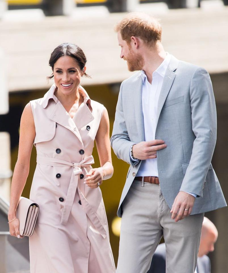 """<p>From  striped blazers to crisp button-downs, Meghan Markle is quickly becoming fashion's preppiest new """"it"""" girl. Here, our favorite style moments from the newest member of the royal family.</p>"""