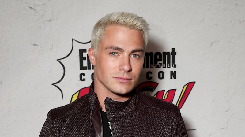 Colton Haynes Blasts 'F**ked Up' Hollywood For Its Treatment Of Gay Stars