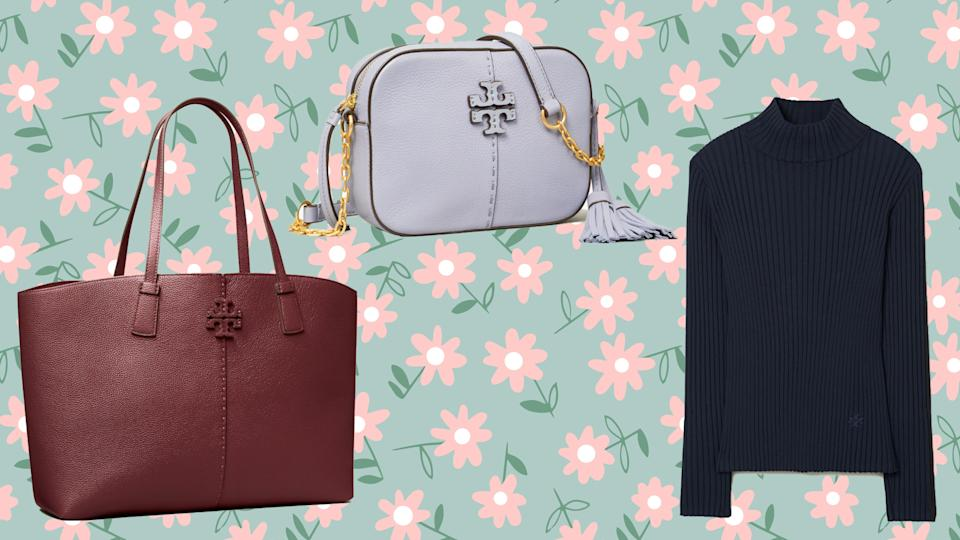 Here are the best deals at this massive Tory Burch sale.