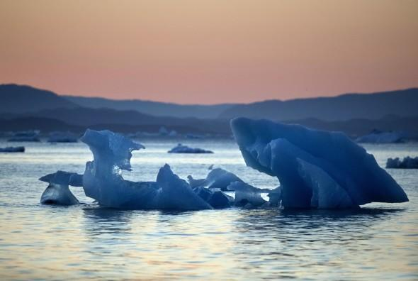 NOAA climate report says 2017 was insane hot and greenhouse gassy