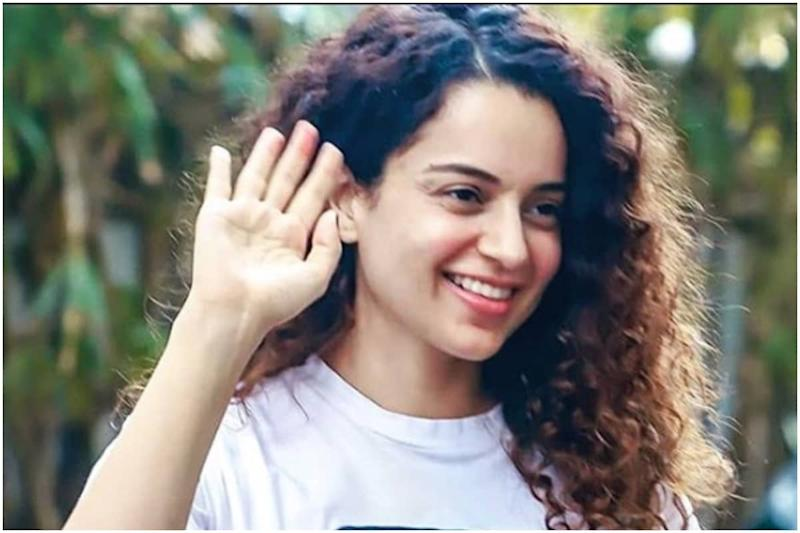 Kangana Ranaut Shares Video on Mistreatment of Film Workers on Sets, Asks Why None Stands for Labourers, Stuntmen