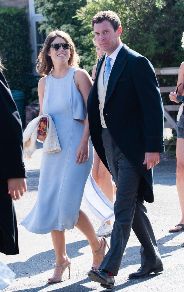 Princess Eugenie is set to become <span>HRH Princess Eugenie, Mrs Jack Brooksbank after her October wedding. </span>Source: Getty