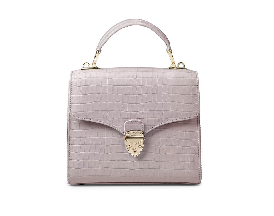 Midi Mayfair Bag. (PHOTO: Aspinal of London)