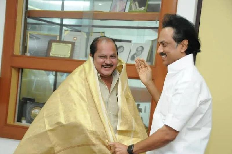DMK MLA Ku Ka Selvam Says Indebted to Party after Meeting JP Nadda, Heaping Praise on Modi