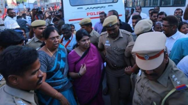 Students of the Coimbatore Government Law College called off their sit-in protest on Wednesday after the administration assured them they would persuade police to drop charges against students who had sought justice for the victim in the Pollachi sexual abuse matter.